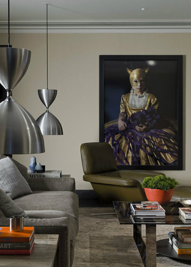 Art ideas to your Living Room Art ideas to your Living Room Add inspiring Art ideas to your Living Room small modern apartment living room decorated with art accessories