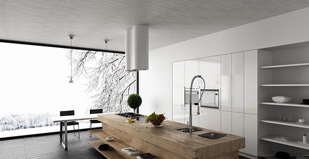 Creative Ways to Make your Old Kitchen Feel Modern Creative Ways to Make your Old Kitchen Feel Modern Wood block kitchen island design