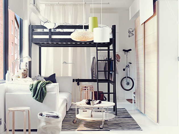 amazing space saving ideas for small bedrooms Amazing Space Saving Ideas for Small Bedrooms bedroom ideas big living small space bedroom ideas ikea bed ideas for1