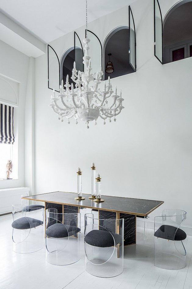 Top 5 designers' home dining room decor ideas to inspire you Top 5 designers home dining room decor ideas to inspire you Top 5 designers home dining room decor ideas to inspire you 004 bond street apartment james dixon architect e1417089472902