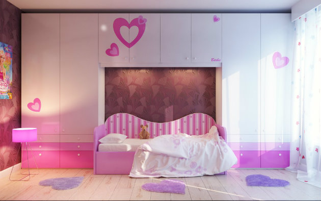 Best Interior Design Ideas for Girls Bedroom Best Interior Design Ideas for Girls Bedroom 116