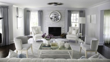 The Hottest Convex Mirrors For Living Room