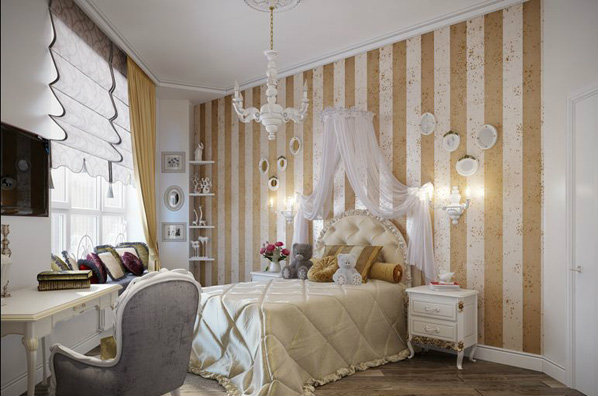 Top classic bedroom design ideas Top classic bedroom design ideas 5 bedroom for two girls