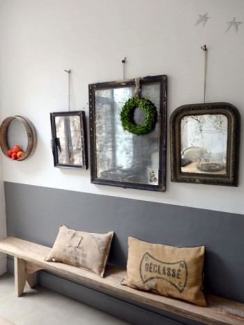 Vintage Hallway Decorating Ideas
