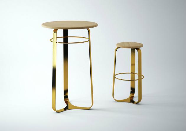 top 5 black and gold bar stools Top 5 Black and Gold Bar Stools Boomerang 021