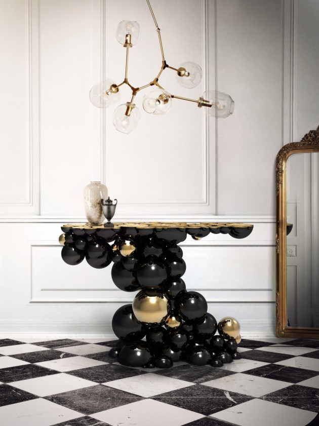 Best accessories to put on your console tables best accessories to put on your console tables Best Accessories to put on your Console Tables ELBAZE CONSOLE e1417194664705