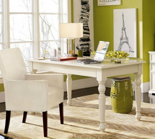 How to Decorate a Home Office How to Decorate a Home Office FEATURED IMAGE KK1 501x450
