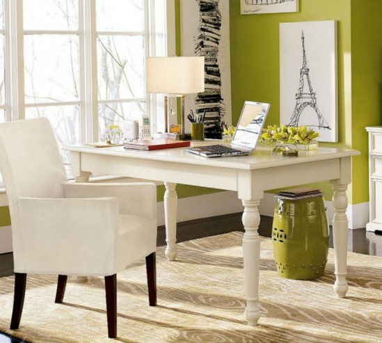 How to Decorate a Home Office How to Decorate a Home Office FEATURED IMAGE KK1 549x493