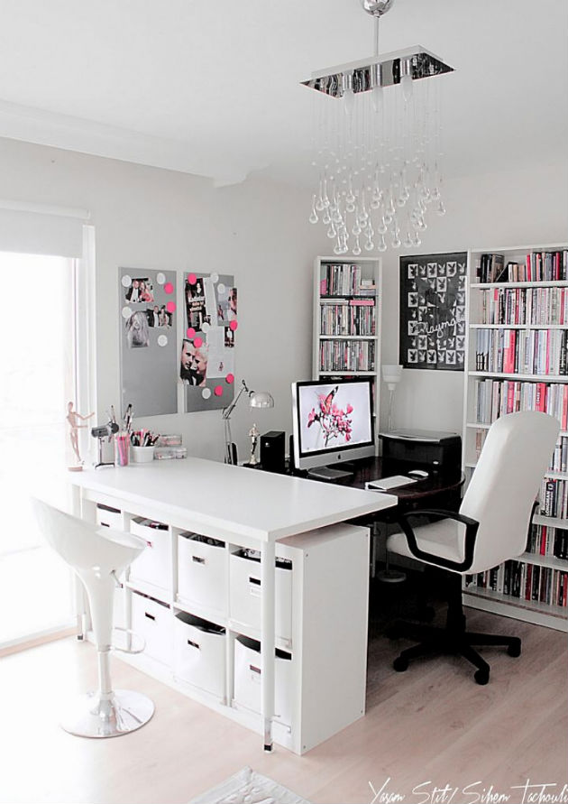 Home office decorating ideas to inspire you Home office decorating ideas to inspire you HOME OFFICE