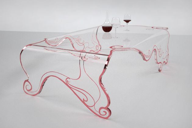The Handmade Glass Coffee Tables That Will Inspire You the handmade glass coffee tables that will inspire you The Handmade Glass Coffee Tables That Will Inspire You Tim and Mary coffee table