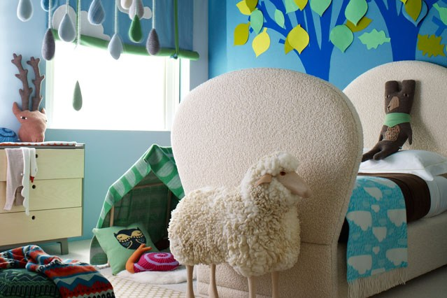 Top 5 designers' home kids bedroom decor ideas to inspire you Dreamy kids room decorating ideas Dreamy kids room decorating ideas Wool House Donna Wilson Main 013 EL 14mar13 pr bt