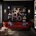 How to choose a modern sofa The Best Two Seat Sofas for your Living Room The Best Two Seat Sofas for your Living Room colette sofa tresor stool chloe sconce blackcobra rug koket projects red e1417082785263 120x120