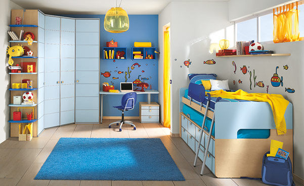 Kids Rooms Interior Decor Ideas Kids Rooms Interior Decor Ideas decoracao quartos meninos meninas 1 27