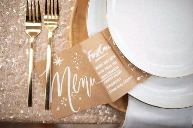 how to decorate your round dining table for new years dinner How to Decorate Your Round Dining Table for New Years Dinner dining round table gold