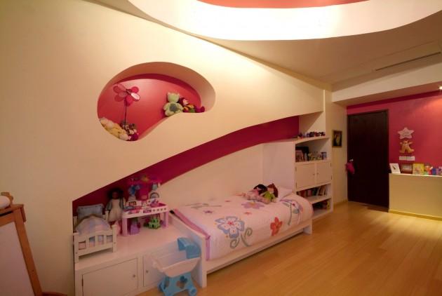Top 5 designers home kids bedroom decor ideas to inspire you Top 5 designers home kids bedroom decor ideas to inspire you fPdecor Departamento Chelu 07 e1417082619986
