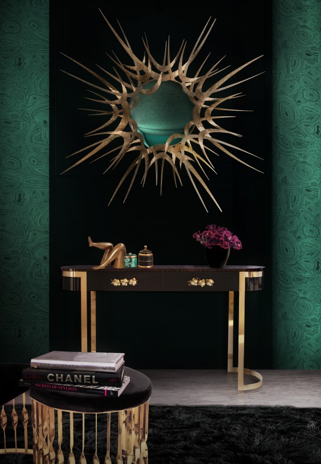 Luxury Interior Design Ideas Luxury Interior Design Ideas Luxury Interior Design Ideas guilt mirror orchidea console mandy stool koket projects3 e1418139138915