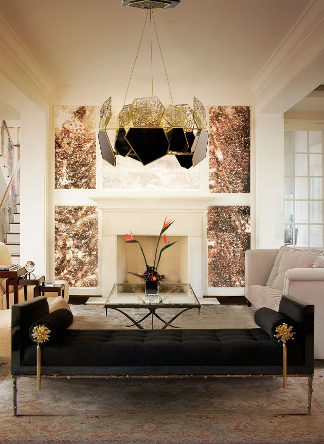 Living Room Ideas With Gold Furniture The Best Black and Gold Furniture for a Luxury House The Best Black and Gold Furniture for a Luxury House luxury living room
