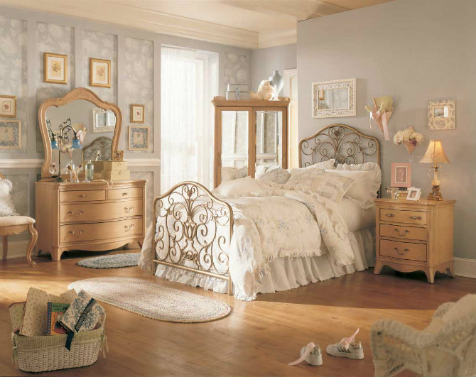 How to Decorate a Vintage Bedroom How to Decorate a Vintage Bedroom vr9