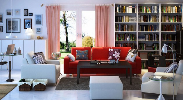 The Best Red Sofas for 2015 The Best Red Sofas for 2015 123