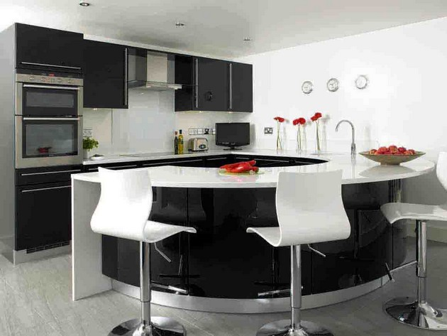 How to Decorate your Kitchen with Black Furniture How to Decorate your Kitchen with Black Furniture How to Decorate your Kitchen with Black Furniture 714