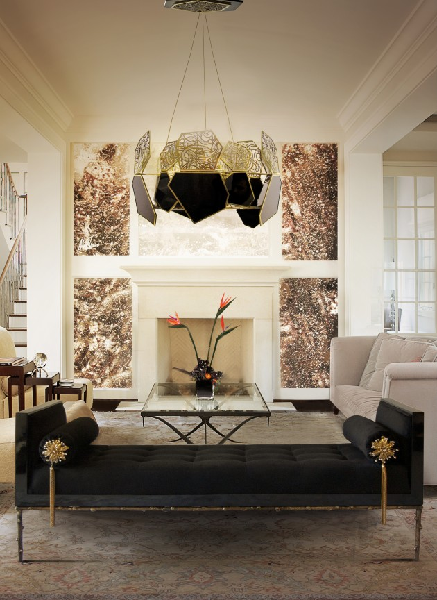 How to Create a Luxury Ambiance with Square Chandeliers how to create a luxury ambiance with gold chandeliers How to Create a Luxury Ambiance with Gold Chandeliers 97 e1418742575878