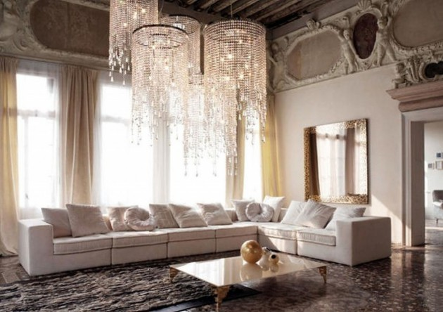 The Best Chandelier for your Living Room The Best Chandeliers for your Living Room The Best Chandeliers for your Living Room lustres para salas grandes e1417539813250