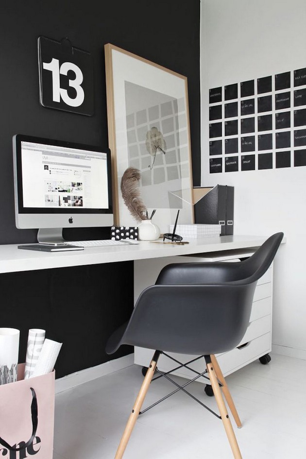 Exclusive Design Brands: The Best Furniture for a Luxury Black Home Office the best furniture for a luxury black home office The Best Furniture for a Luxury Black Home Office 68
