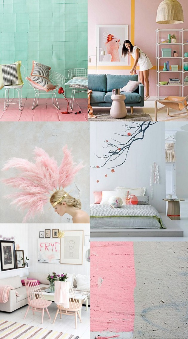 Room Ideas: The Perfect Colors for Easter The Perfect Colors for Easter Room Ideas: The Perfect Colors for Easter Room Decor Ideas Room Ideas Living Room Living Room Ideas Easter Decor DIY Decorating 8
