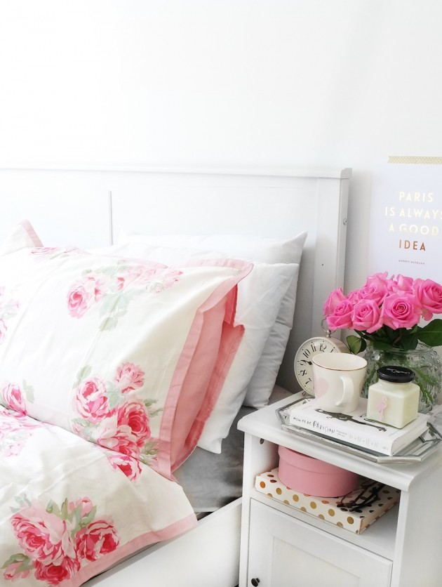 The Best Bedroom Ideas with Summer Prints