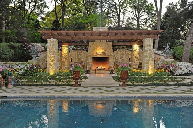 The Outdoor Living Room: Stylish Ideas for Pools The Outdoor Living Room: Stylish Ideas for Pools The Outdoor Living Room: Stylish Ideas for Pools Room Decor Ideas Room Ideas Room Design Pool Outdoor Garden Ideas Garden Living Room Living Room Ideas 6