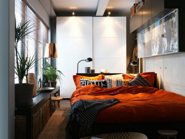 Bedroom Designs: The Best Small Bedroom Ideas 14 Decorating Tricks to Make a Room Looks Bigger 14 Decorating Tricks to Make a Room Looks Bigger Room Decor Ideas Room Ideas Room Design Bedroom Bedroom Ideas Kids Room Kids Room Ideas Bedroom Designs Small Bedroom Ideas 5 601x450