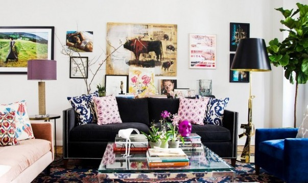 Cheer Up your Living Room With this Colorful Velvet Sofas Cheer Up your Living Room With this Colorful Velvet Sofas Room Decor Ideas Room Ideas Room Design Velvet Sofas Living Room Living Room Ideas 12 e1436516753504 603x360