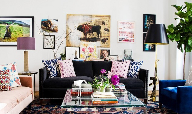 Cheer Up your Living Room With this Colorful Velvet Sofas Cheer Up your Living Room With this Colorful Velvet Sofas Room Decor Ideas Room Ideas Room Design Velvet Sofas Living Room Living Room Ideas 12 e1436516753504