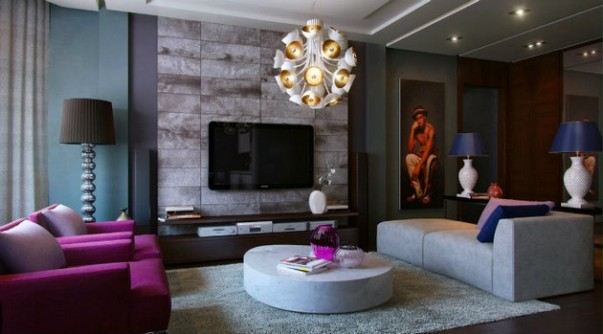 Cheer Up your Living Room With this Colorful Velvet Sofas the best living room ideas with luxury summer lighting The Best Living Room Ideas with Luxury Summer Lighting Room Decor Ideas Room Ideas Room Design Velvet Sofas Living Room Living Room Ideas 3 603x334