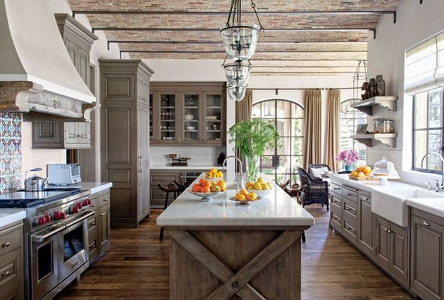 Country Living 20 Kitchen Ideas: Style, Function & Charm country living 20 kitchen ideas: style, function and charm Country Living 20 Kitchen Ideas: Style, Function and Charm Room Decor Ideas Room Ideas Room Design Kitchen Small Kitchen Ideas Small Kitchen Country Kitchens 9