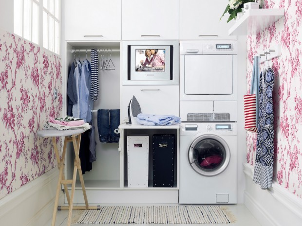The Best Laundry Room Ideas The Best Laundry Room Ideas The Best Laundry Room Ideas Room Decor Ideas Room Ideas Room Design Laundry Room Laundry Room Ideas 13 e1450212349306