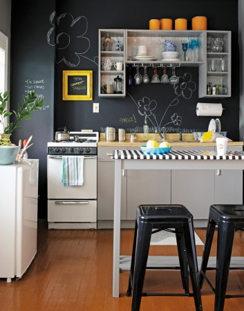 Room Decor Ideas: Small Kitchen Solutions Room Decor Ideas: Small Kitchen Solutions Room Decor Ideas: Small Kitchen Solutions Room Decor Ideas Room Ideas Room Design Small Kitchen Ideas Kitchen Modern Kitchen Design Small Kitchen Modern Kitchen 5 353x450