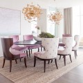 The Best Dining Room Ideas for Summer Dinners the best dining room ideas for summer dinners The Best Dining Room Ideas for Summer Dinners museum tower dining room 120x120