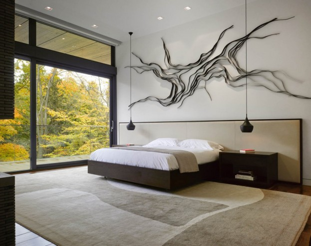 How to Use Art in the Bedroom Decor How to Use Art in the Bedroom Decor How to Use Art in the Bedroom Decor Room Decor Ideas Room Ideas Room Design Art Bedroom How to Use Art in Bedroom Bedroom Ideas Bedroom Designs 4 623x493