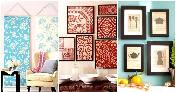 Room Ideas: How to Use Large Blank Walls in Room Decoration