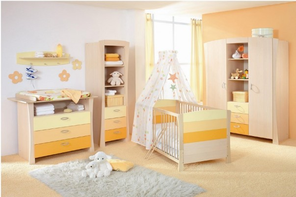 How to decorate a baby´s room How to decorate a baby´s room dormitorio de bebe 603x402