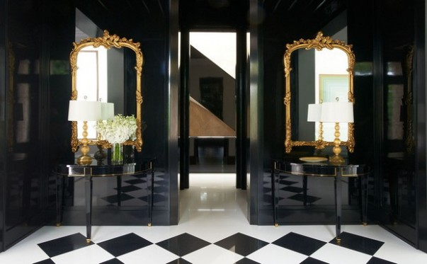 How to Get a Luxury Interior Design with Black Walls Luxury Interior Design with Black Walls How to Get a Luxury Interior Design with Black Walls Room Decor Ideas Luxury Interior Design Black Walls Room Decoration Room Design Luxury Homes 12 603x373