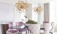 Luxury Suspension Lamps for Dining Room The Best 10 Luxury Suspension Lamps for Dining Room Room Decor Ideas Room Ideas Room Design Suspension Lamps Luxury Lighting Dining Room Design Luxury Dining Room 16 233x138