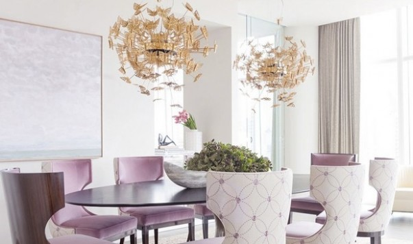 Different Light Types for a Perfect Home Three Different Light Types for a Perfect Home Room Decor Ideas Room Ideas Room Design Suspension Lamps Luxury Lighting Dining Room Design Luxury Dining Room 16 603x356
