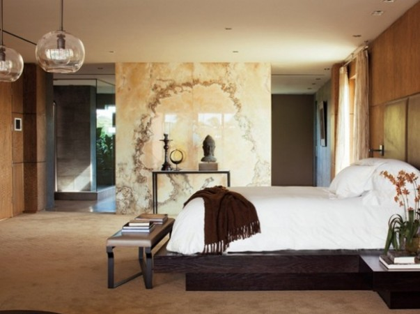 21 Celebrity Bedrooms you Have to See Celebrity Bedrooms you have to see 21 Celebrity Bedrooms you Have to See Room Decor Ideas Celebrity Homes Celebrity Bedrooms Luxury Homes Luxury Interior Design Michael Bay Bedroom e1453738322537 603x450