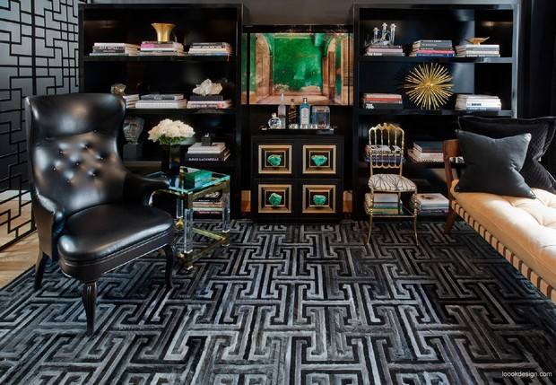 How to Decorate with Luxury Hide Rugs