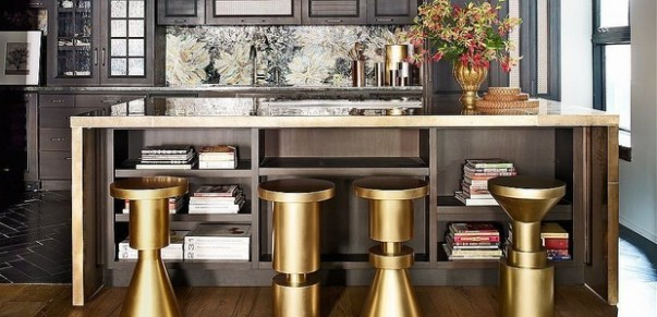 10 Interior Design Trends You Should Know for 2016 Edgy Bar Stool Designs Edgy Bar Stool Designs to use on Kitchen Counter Room Decor Ideas Interior Design Trends You Should Know for 2016 Special Kitchen Features e1459865792142 603x291