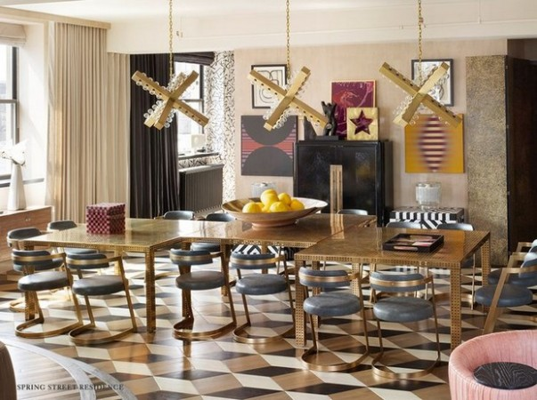 2016 Trends for Interiors: Formal Dining Rooms Are Back