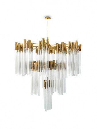 10 Deluxe Chandeliers you need to See at Maison et Objet