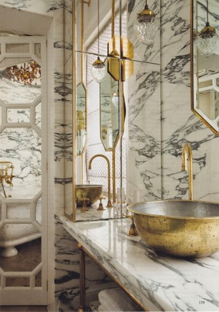Brass Accessories for Stylish Rooms